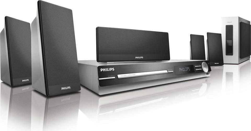 Philips HTS3155 front