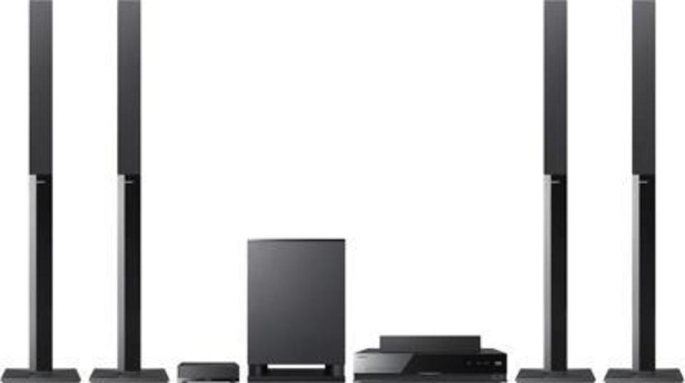 Sony BDV-E970 front