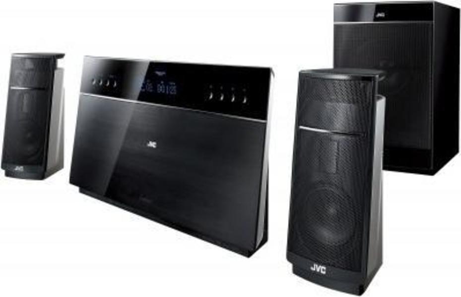 JVC NX-T10E front