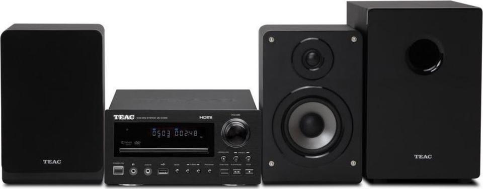 Teac MC-DV600 front