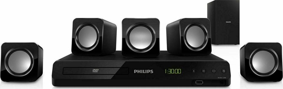 Philips HTD3500 front