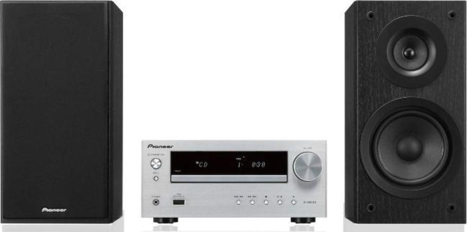 Pioneer X-HM30V-S front