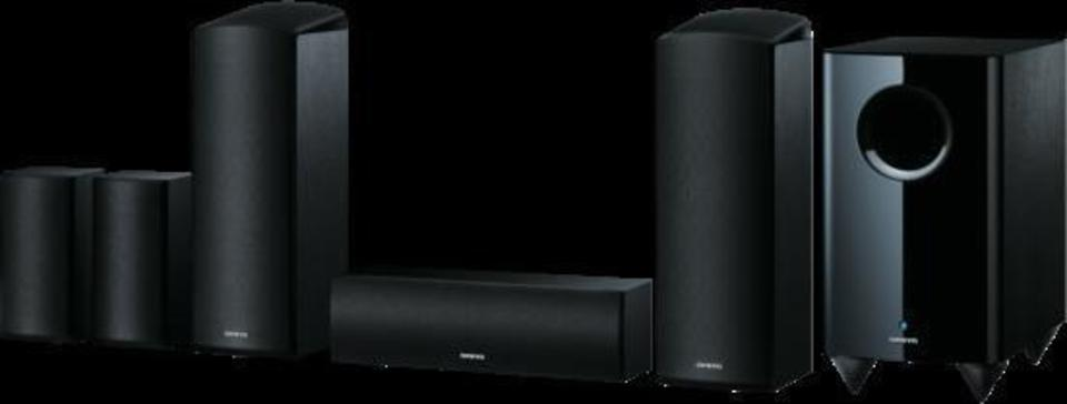 Onkyo SKS-HT588 front