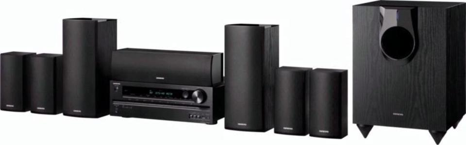 Onkyo HT-S5500 front