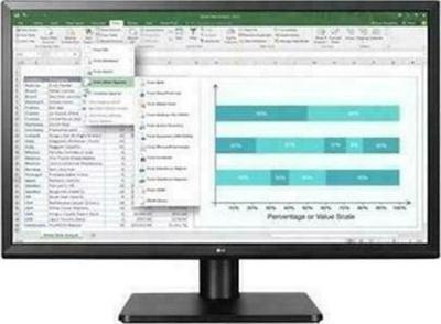 LG 27QD58P Monitor