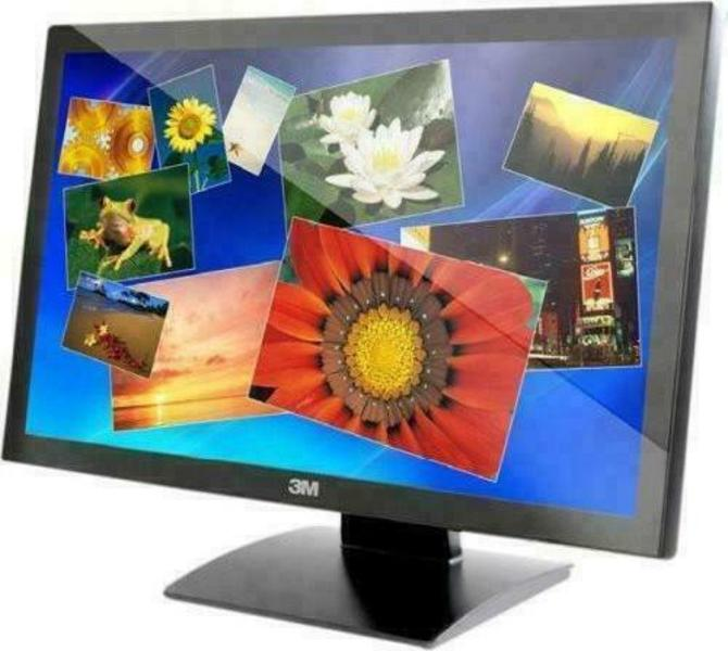3M Multi-Touch M1866PW Monitor
