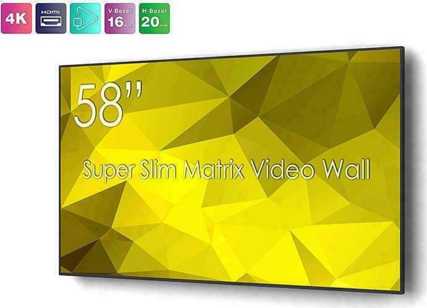SWEDX MX-580101-4K monitor