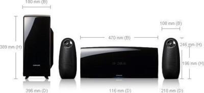 Samsung HT-A100CT System kina domowego