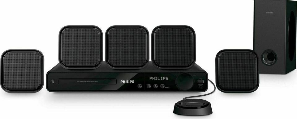 Philips HTS3371D front