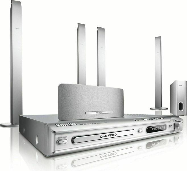Philips HTS3610 front