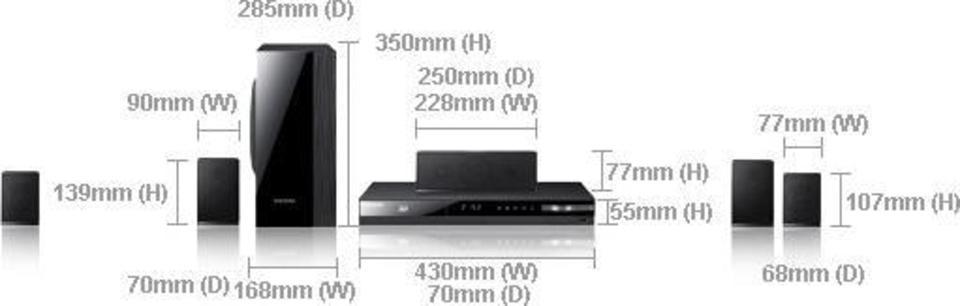 Samsung HT-E4500/XU