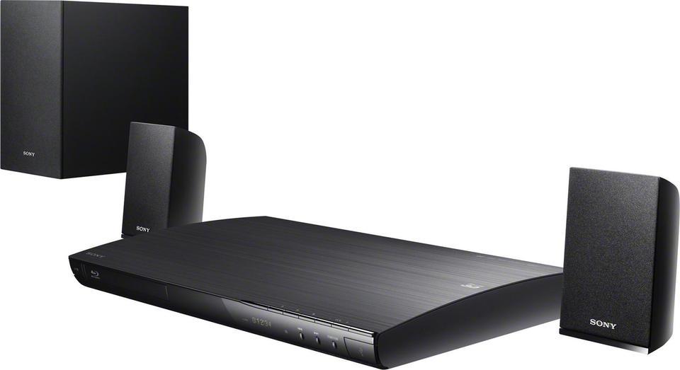 Sony BDV-EF220 front