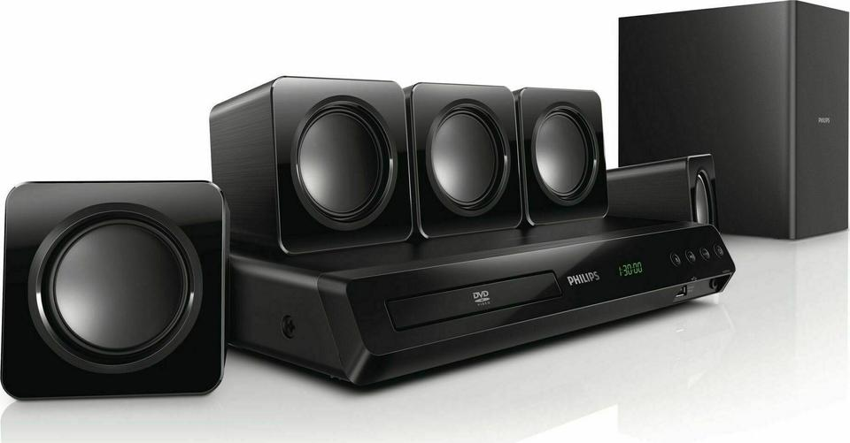 Philips HTD3514 front