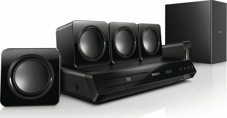 Philips HTD3510 front