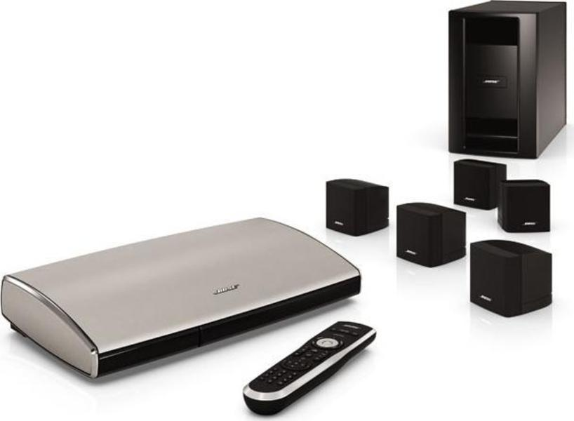 Bose Lifestyle 510 front