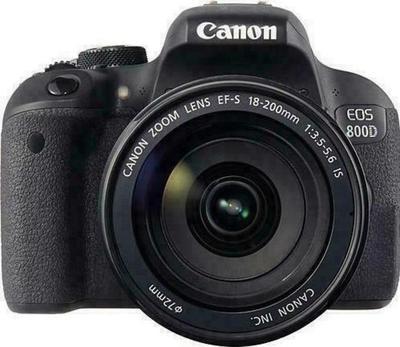 Canon EOS Rebel T7i Digitalkamera