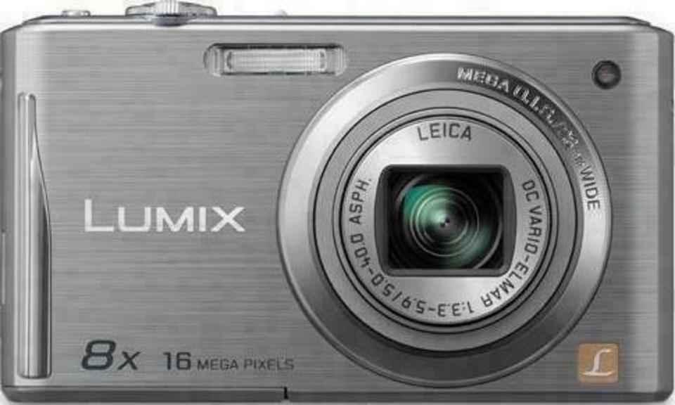 Panasonic Lumix DMC-FH27 front