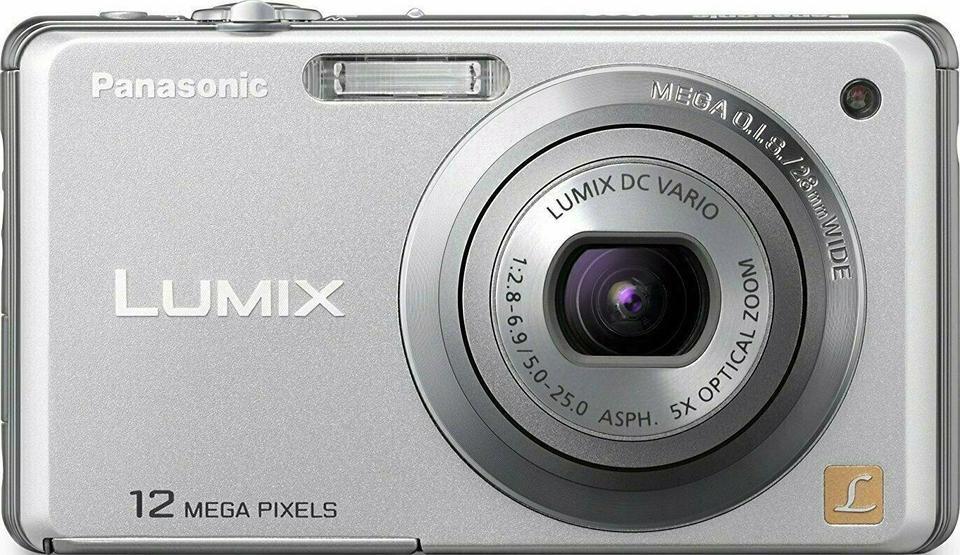Panasonic Lumix DMC-FS10 front