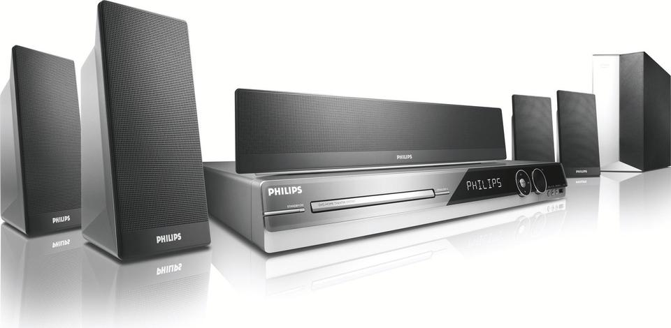Philips HTS3355 front