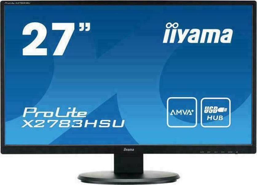 Iiyama ProLite X2783HSU-B1 Monitor