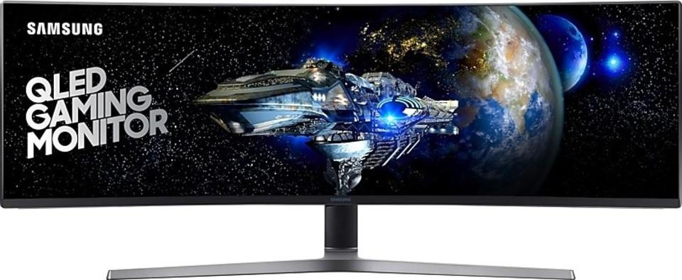 Samsung C49HG90DM monitor