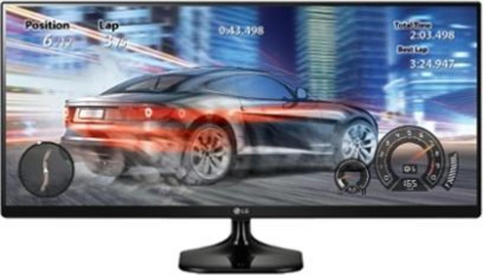 LG 29UM58-P Monitor front on