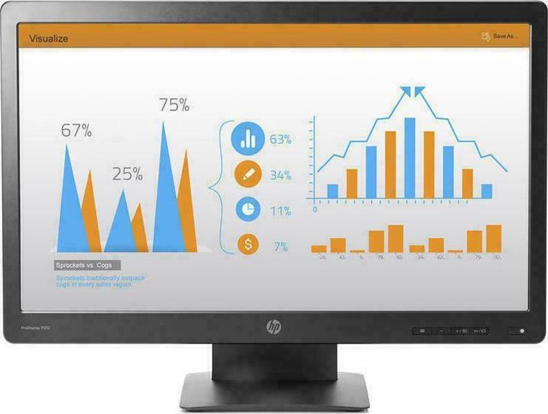 HP ProDisplay P232va Monitor