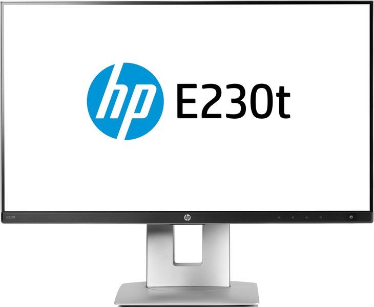 HP EliteDisplay E230t Monitor