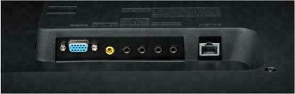 Samsung SyncMaster LE55C monitor
