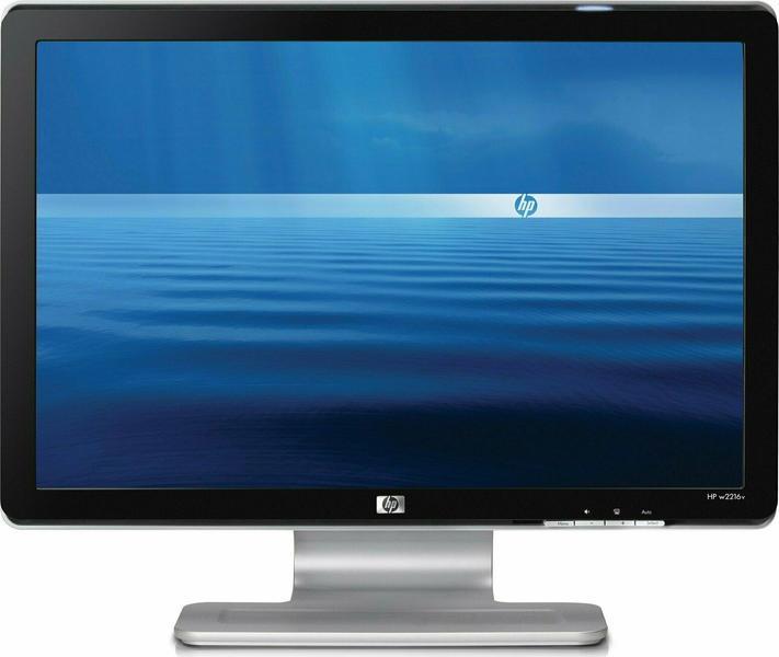 HP W2216v Monitor