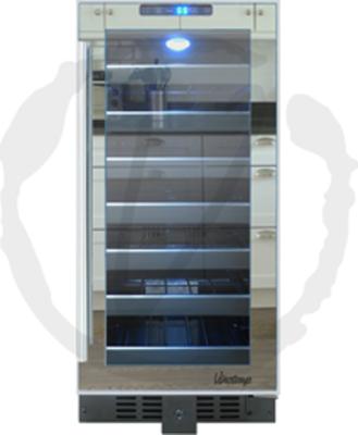 Vinotemp VT-32TSFE-SM Wine Cooler