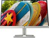 HP 22fw Monitor front on
