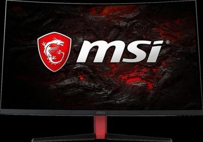 MSI Optix AG32CQ Monitor