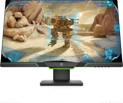 HP 27xq Monitor
