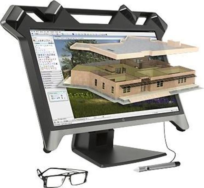 HP Zvr Monitor