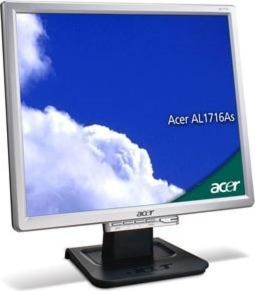 Acer AL1716 Monitor