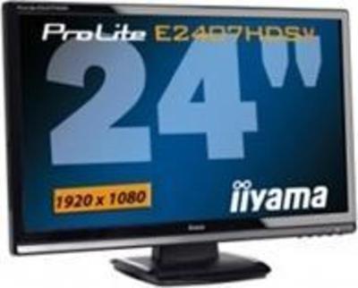 Iiyama Pro Lite E2407HDSV-1 Monitor