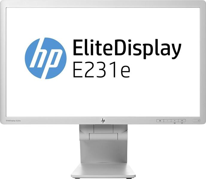 HP EliteDisplay E231e Monitor