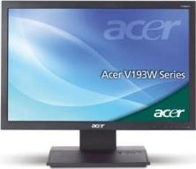 Acer V193WDb Monitor