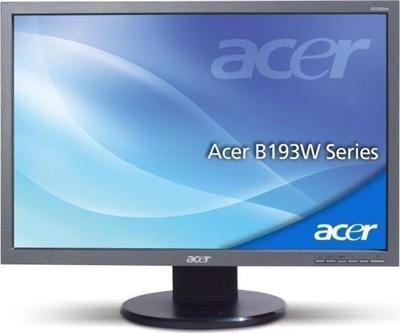 Acer B193WGYMDH Monitor
