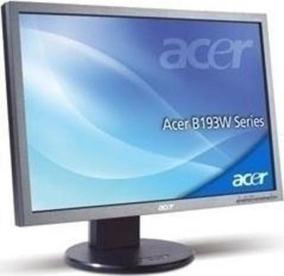 Acer B193Bbmdh Monitor