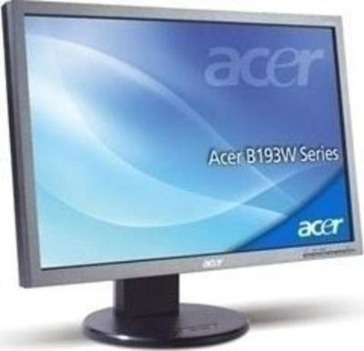 Acer B193WDbmdh Monitor