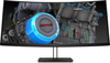 HP Z38c Monitor front on