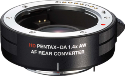 Pentax HD DA AF 1.4X AW Rear Converter Telekonwerter