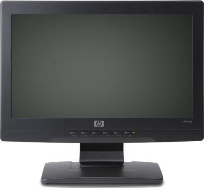 HP w15e Monitor