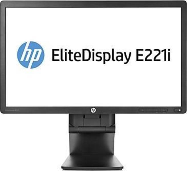 HP EliteDisplay E221i Monitor