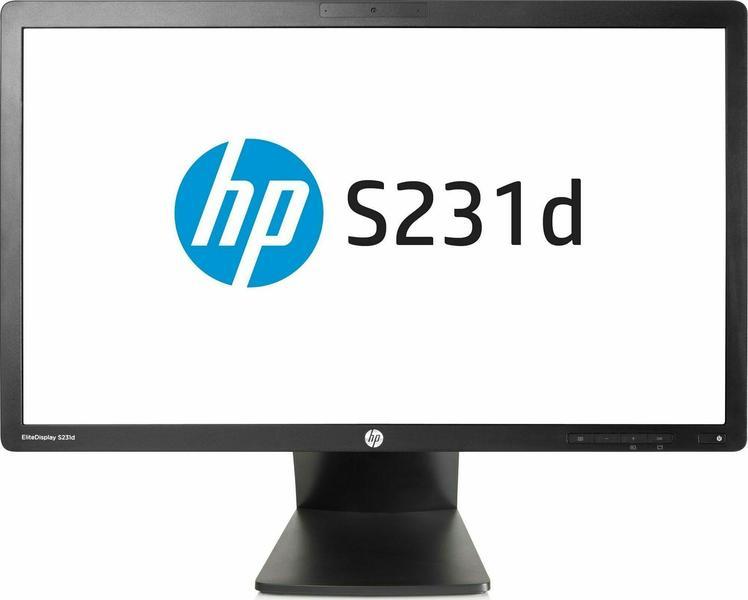 HP S231d Monitor