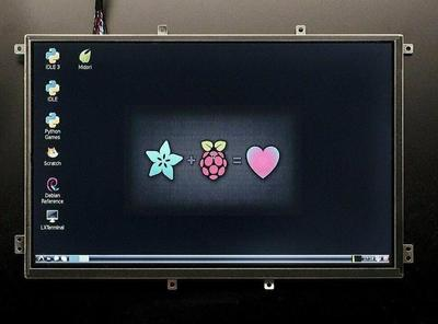 Adafruit 1287 Monitor