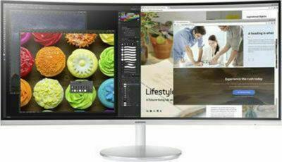 Samsung CF791 Monitor