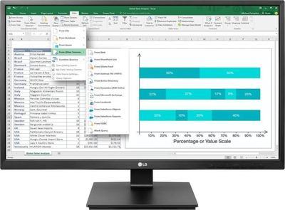 LG 27BK550Y-B Monitor